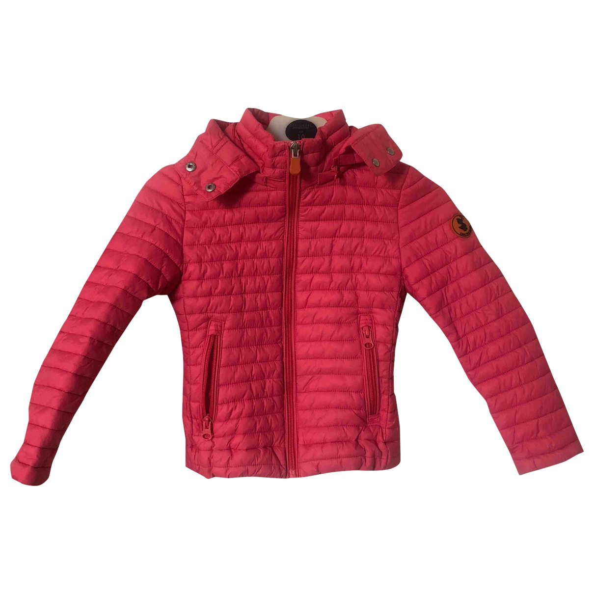 Save The Duck \N Pink jacket & coat for Kids 4 years - up to 102cm FR