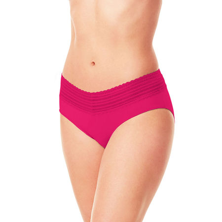 Warners Hipster Panty 5609j, Xx-large , Pink