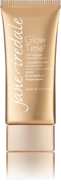 Glow Time Full Coverage Mineral BB Cream - BB7 (medium w/ strong yellow undertones)
