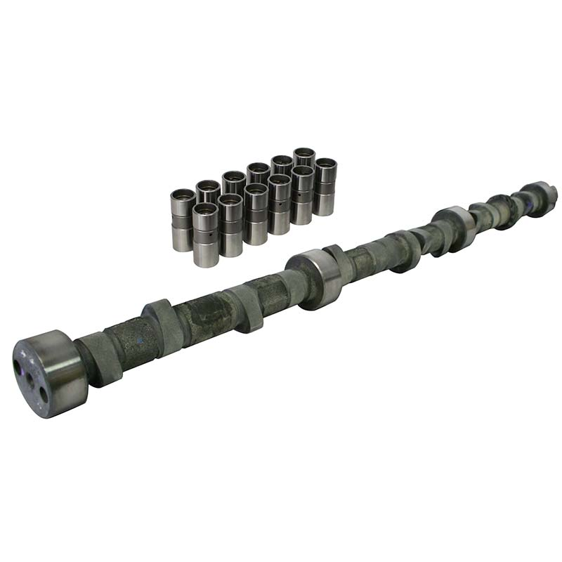 Mechanical Flat Tappet Camshaft & Lifter Kit; 1963 - 1990 Chevy 292 1600 to 5400 Howards Cams CL150892-08 CL150892-08