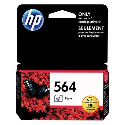 HP 564 CB317WN cartouche d'encre originale noire photo