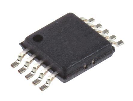 Maxim Integrated MAX3747AEUB+T , RF Amplifier Limiting, 57 dB, 10-Pin μMax (2500)
