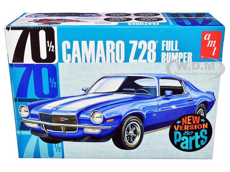 Skill 2 Model Kit 1970 1/2 Chevrolet Camaro Z28