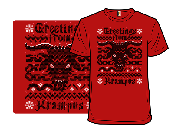 Demon's Greetings T Shirt