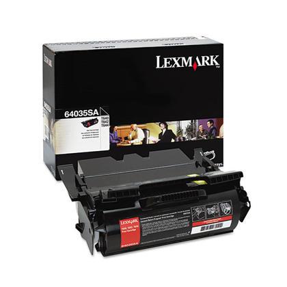 Lexmark 64035SA cartouche de toner originale noire