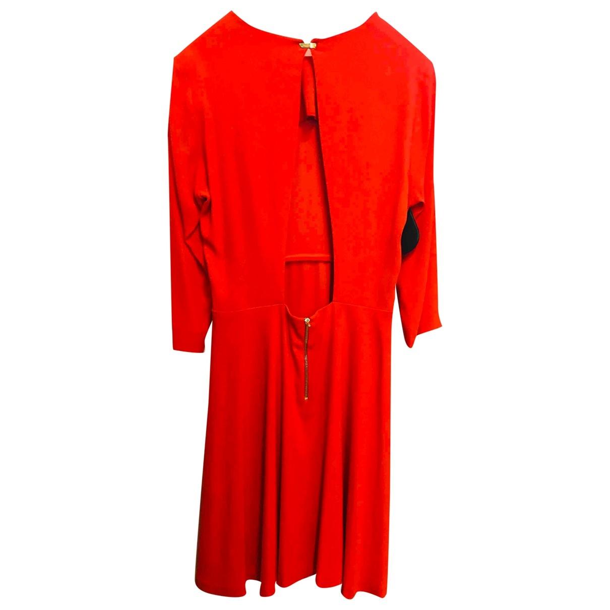 Sandro \N Orange dress for Women S International
