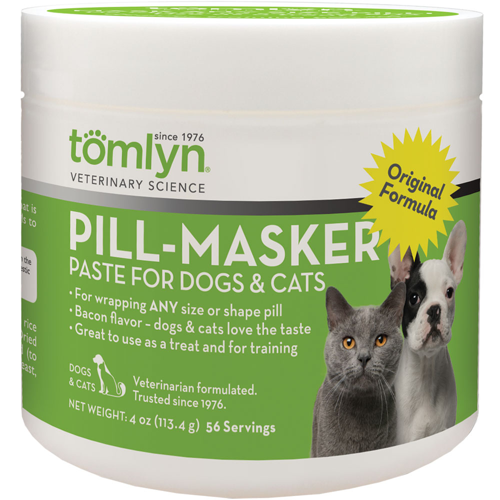 Tomlyn Pill-Masker for Dogs & Cats (4 oz)