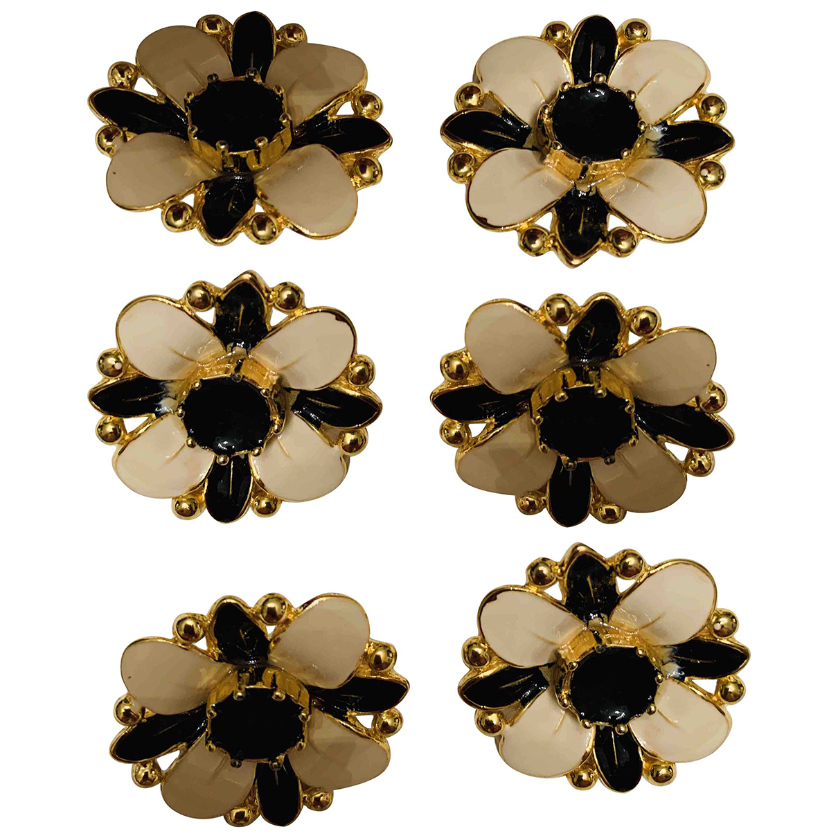 Non Signé / Unsigned \N Metal Pins & brooches for Women \N