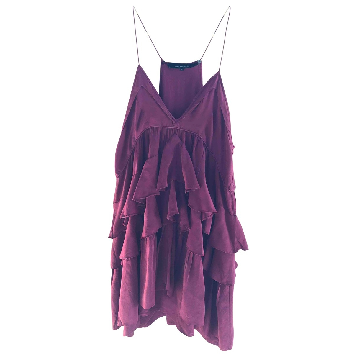 Isabel Marant \N Silk dress for Women 0 0-5
