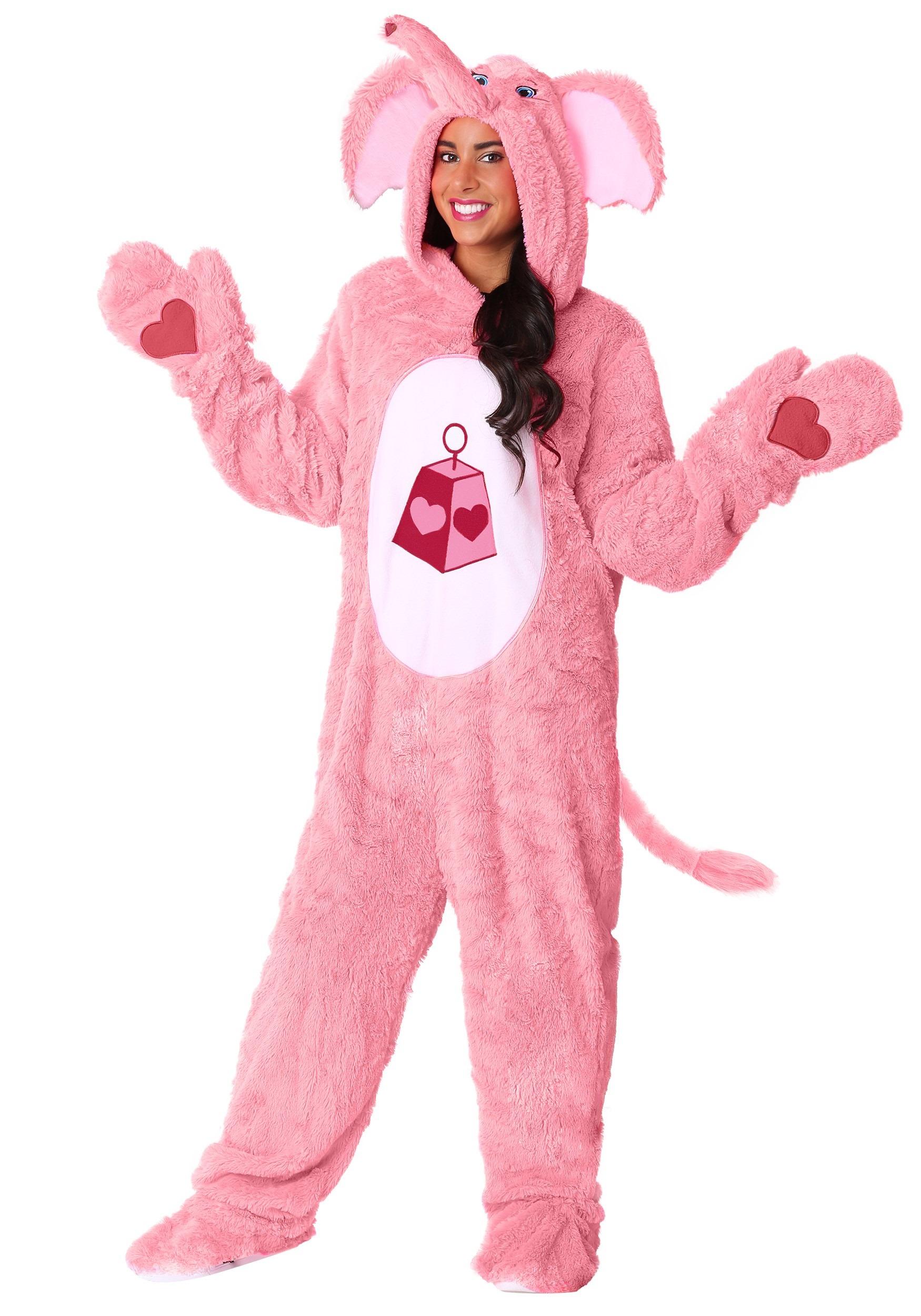 Care Bears & Cousins Lotsa Heart Elephant Adult Costume