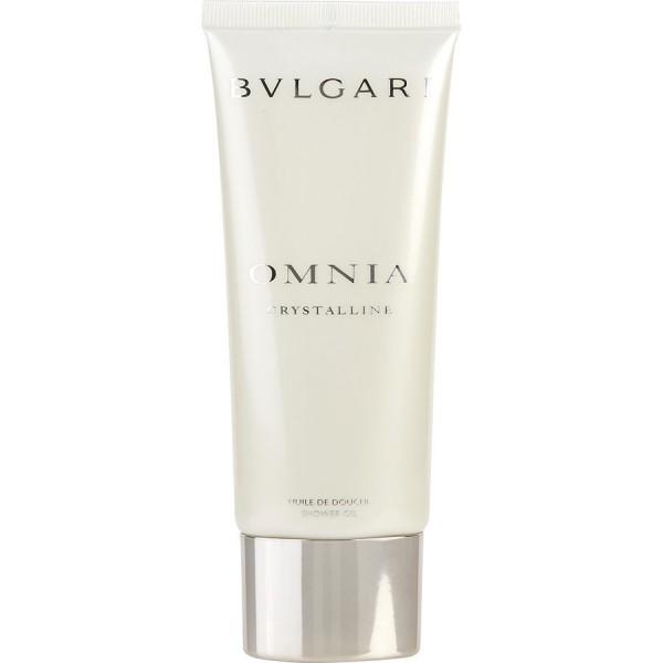 Bvlgari - Omnia Crystalline : Shower Oil 3.4 Oz / 100 ml