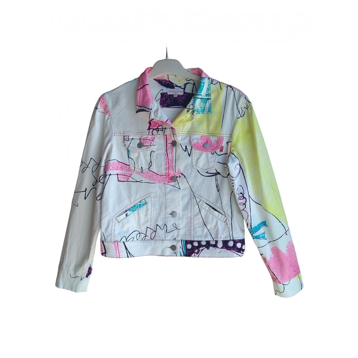Christian Lacroix \N Multicolour Cotton jacket for Women 42 FR