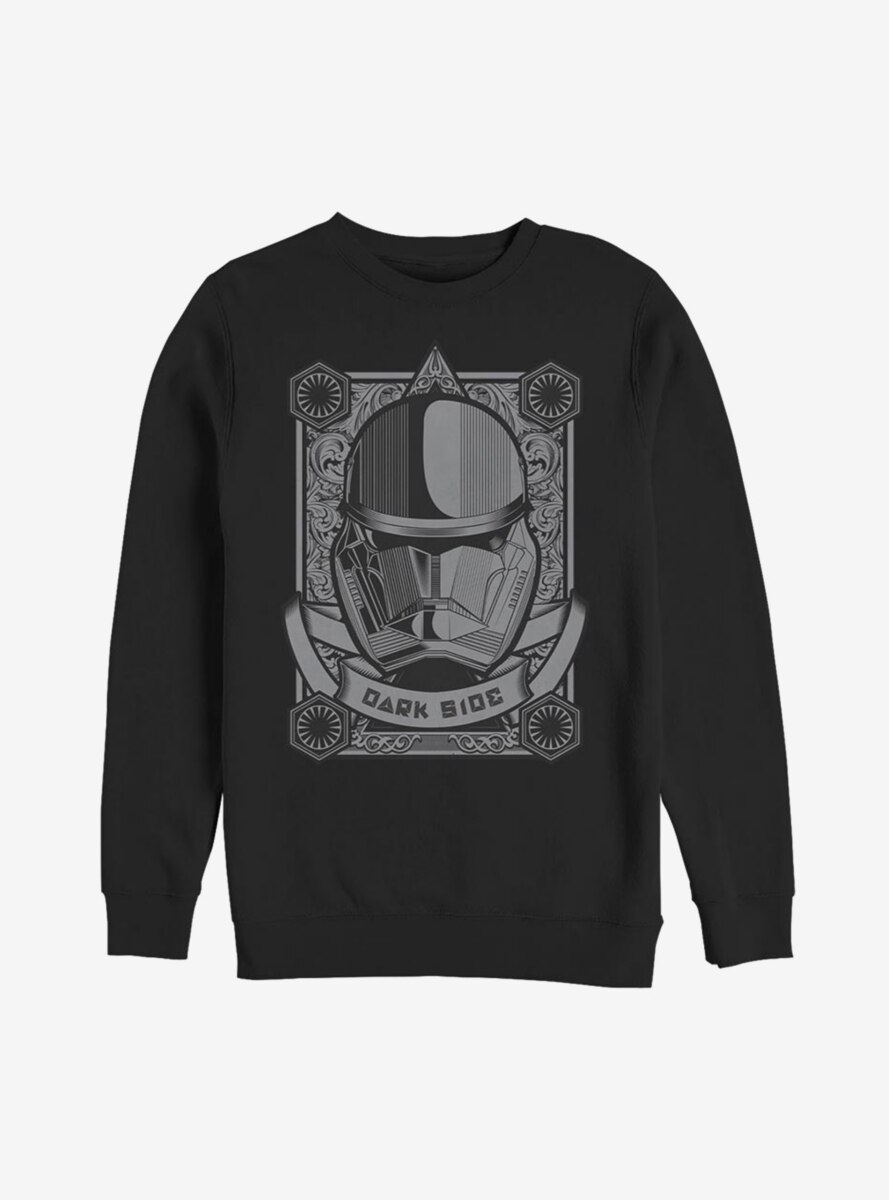 Star Wars Episode IX The Rise Of Skywalker Detailed Trooper Sweatshirt