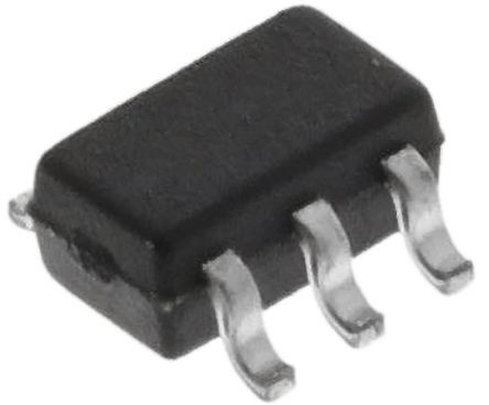 ON Semiconductor ON Semi MUN5313DW1T1G Dual NPN+PNP Transistor, 100 (Continuous) mA, 50 V, 6-Pin SOT-363 (3000)