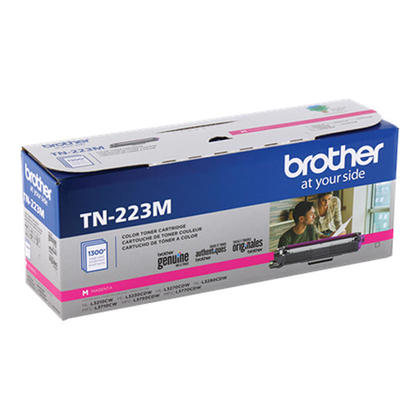 Brother TN223M Original Magenta Toner Cartridge