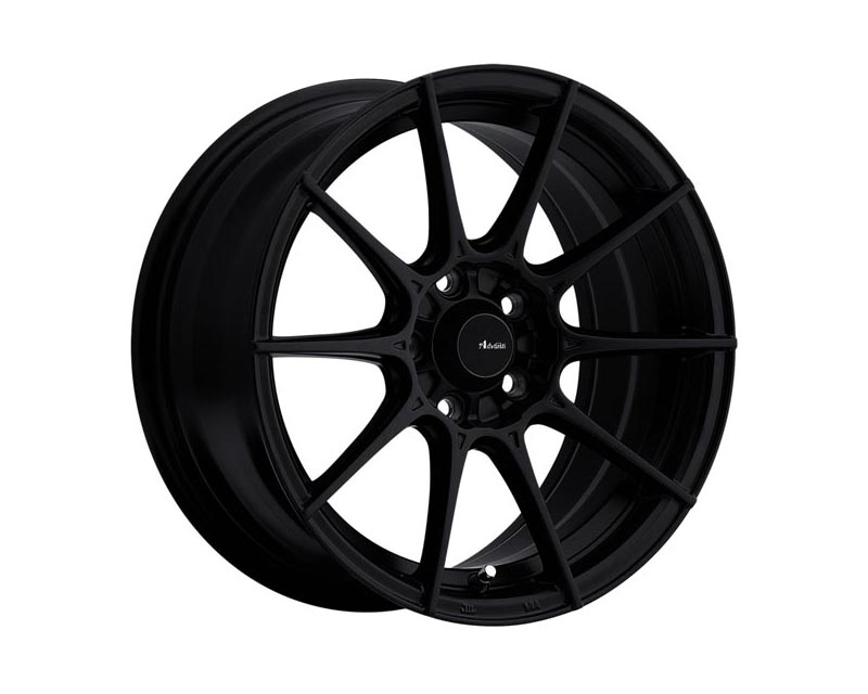 Advanti Racing Storm S1 Wheel 15x7 4x1000 35 BKMTXX Matte Black