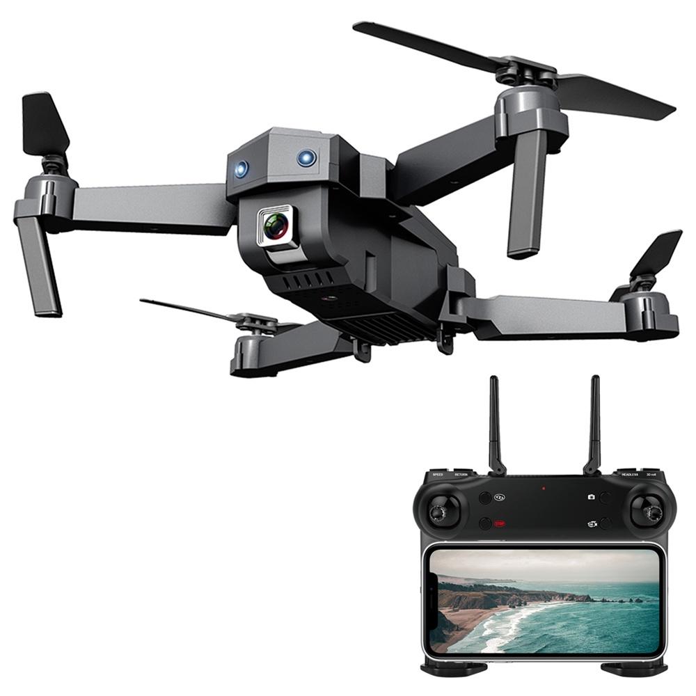 ZLRC SG107 4K WIFI FPV Foldable Drone 50X Zoom RC Quadcopter RTF - 4K WIFI Version