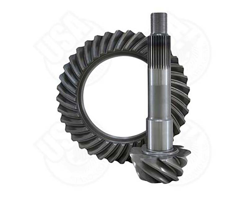 Toyota Ring and Pinion Gear Set Toyota 8 Inch in a 4.56 Ratio 29 Spline 10 ring Gear Bolts USA Standard Gear ZG T8-456-29