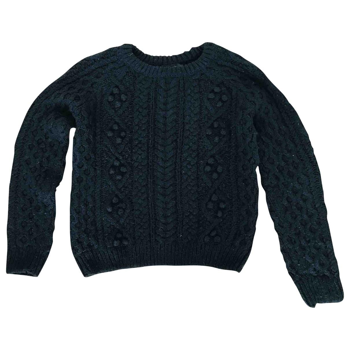 Isabel Marant \N Black Cotton Knitwear for Women 32 FR