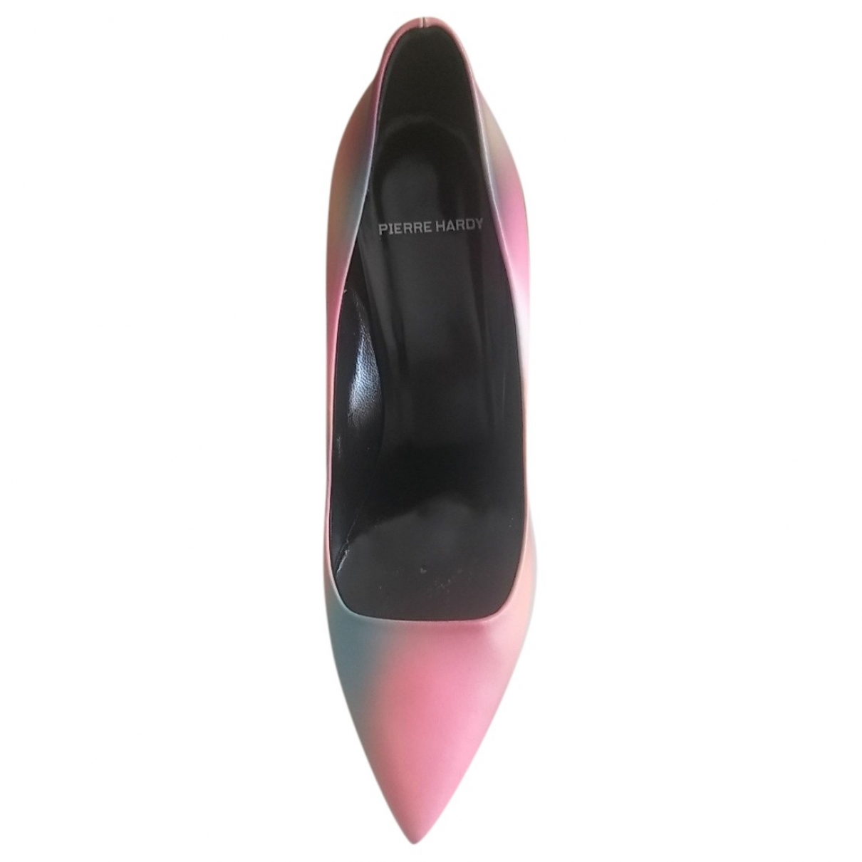 Pierre Hardy \N Multicolour Leather Heels for Women 41 EU