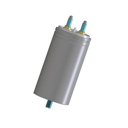 KEMET 15μF Polypropylene Capacitor PP 1.4 kV dc, 640 V ac ±10% Tolerance Stud Mount C44P-R Series (9)