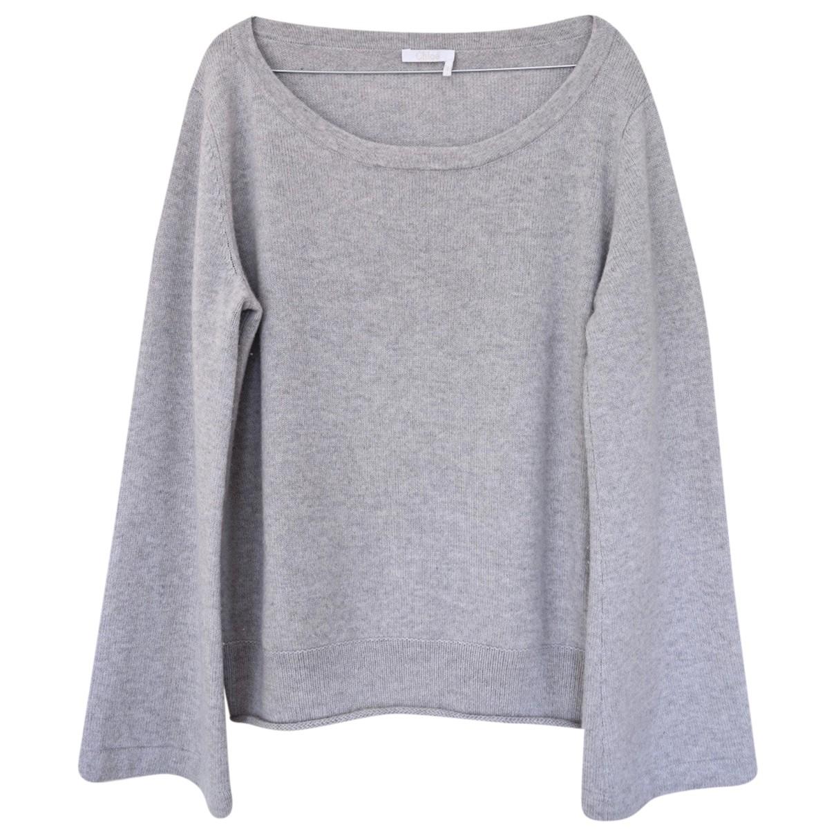 Chloé \N Grey Cashmere Knitwear for Women L International