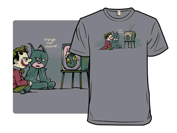 Wanna Watch The World Burn? T Shirt