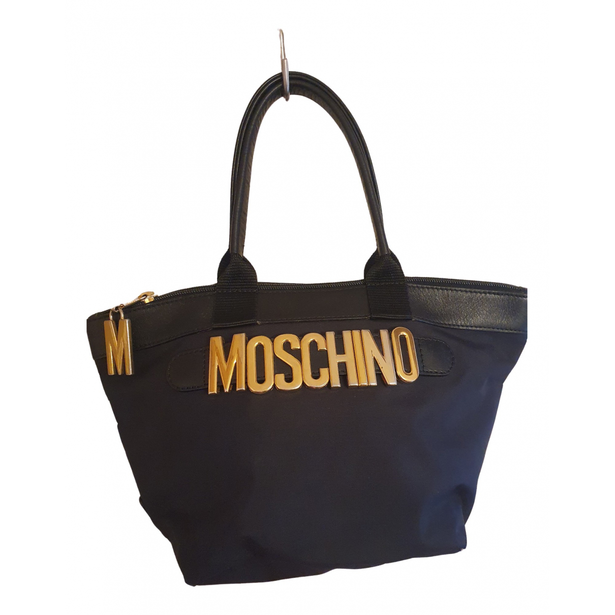 Moschino \N Black handbag for Women \N