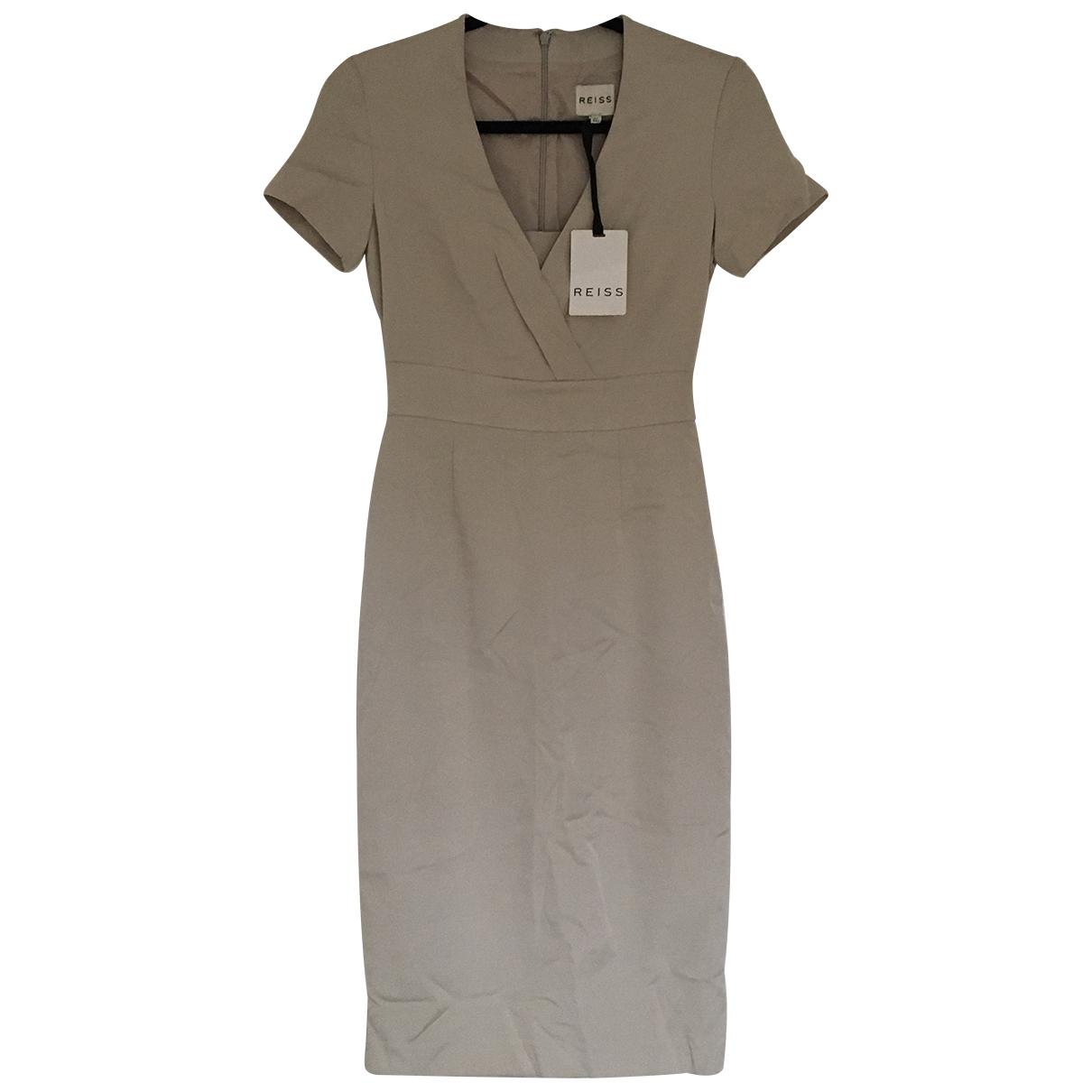 Reiss \N Beige dress for Women 6 UK