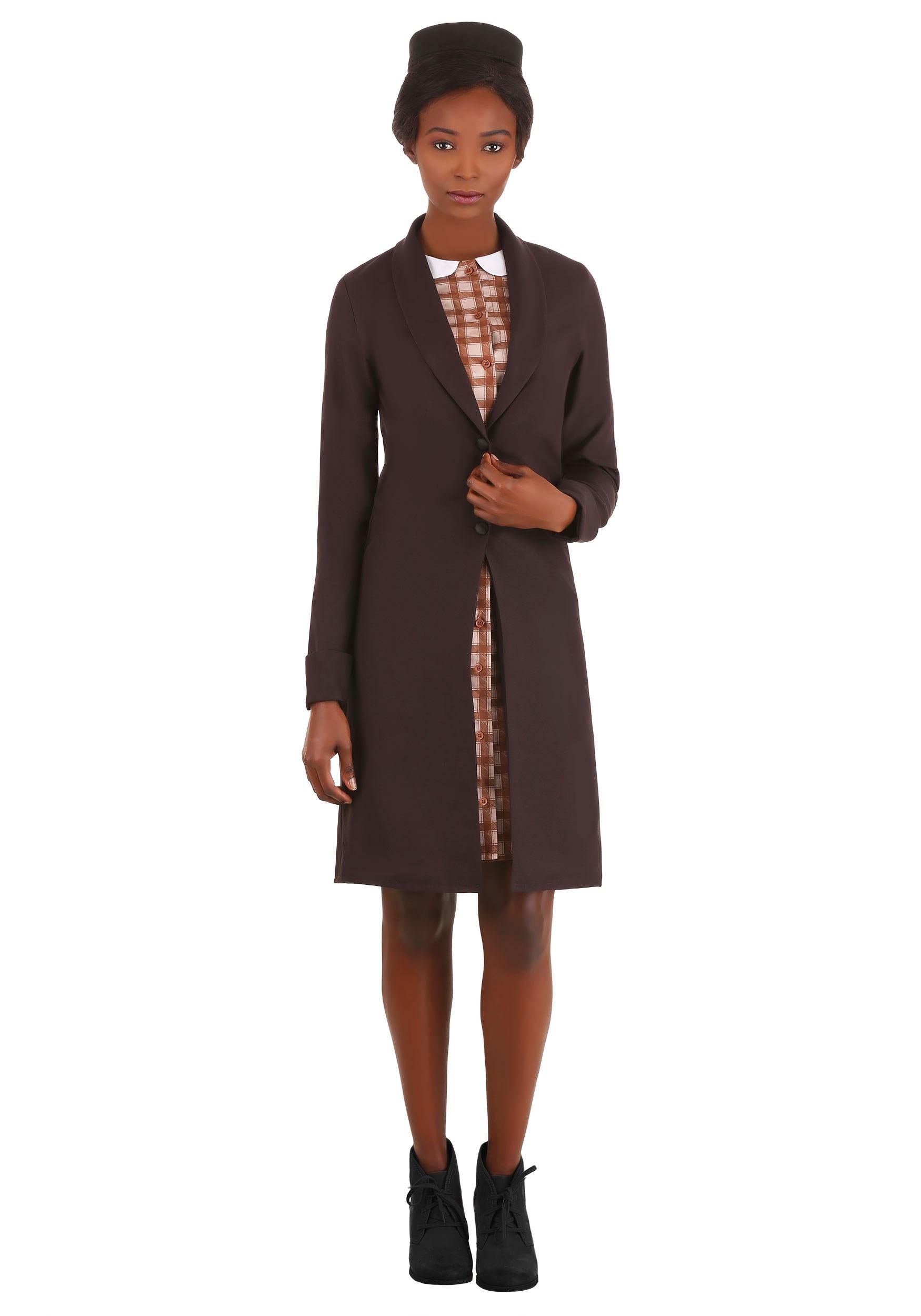 Rosa Parks Costume for Women