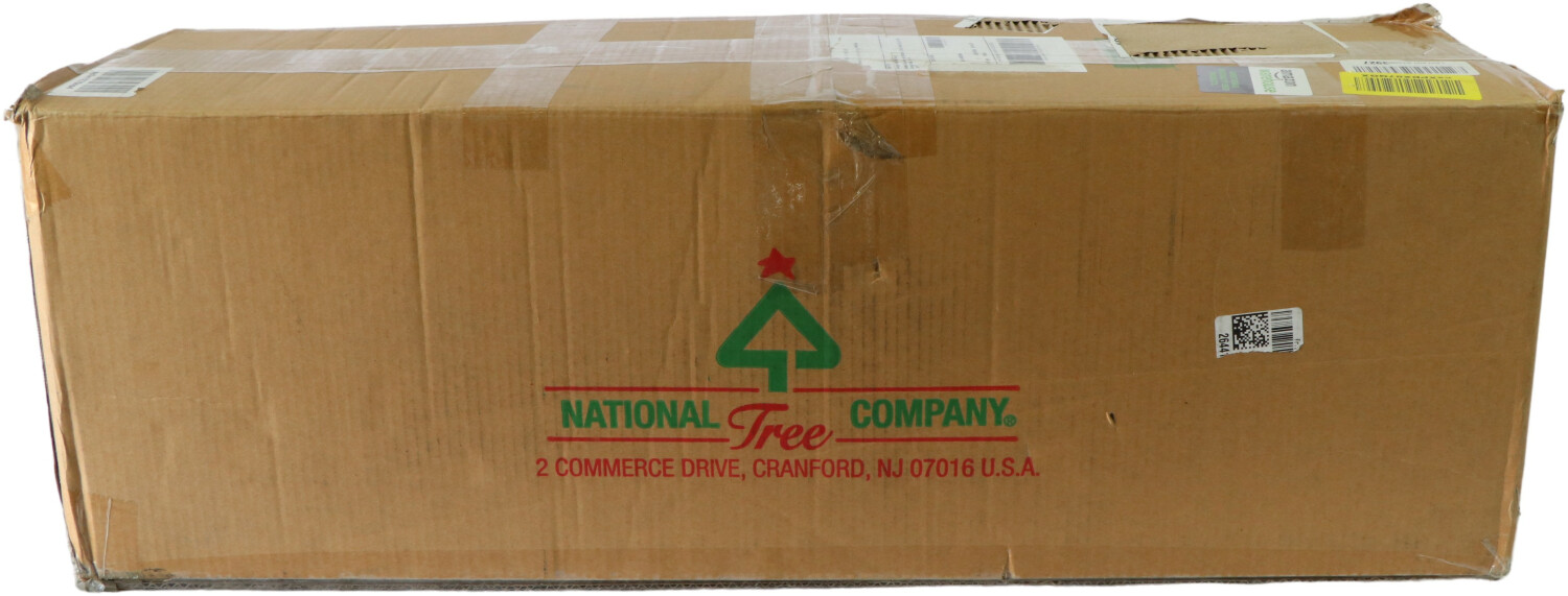National Tree Company Pre-Lit Artificial Christmas 6.5 Ft KW7-300-65