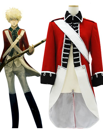 Milanoo Axis Powers Hetalia England Halloween Cosplay Costume Arthur Kirkland  Halloween