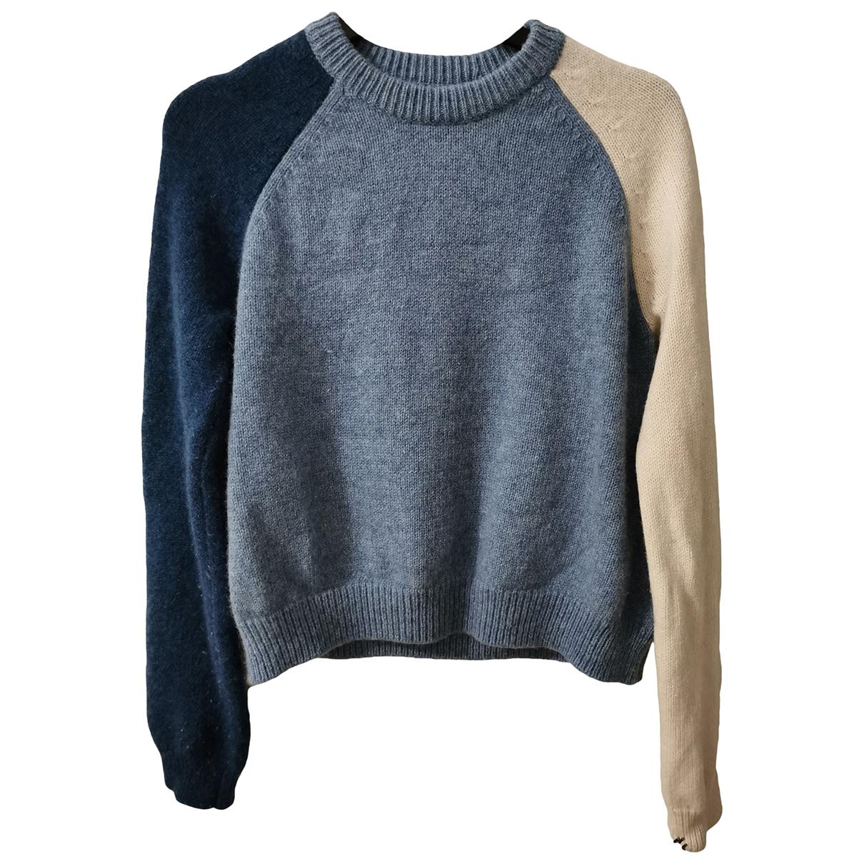 Derek Lam \N Blue Wool Knitwear for Women 36 FR