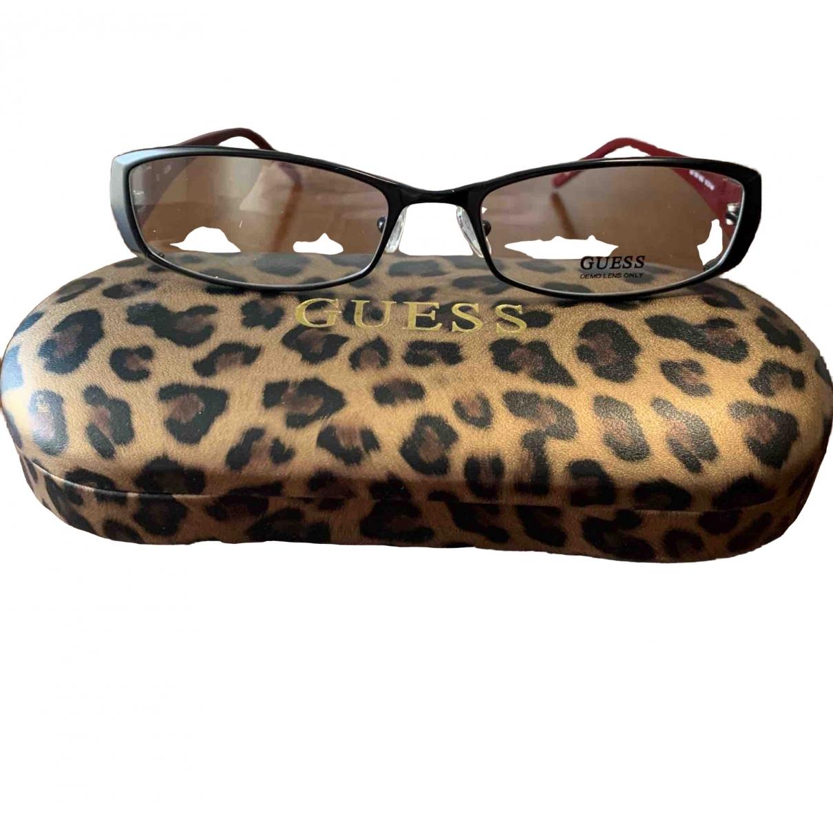 Guess \N Metal Sunglasses for Women \N