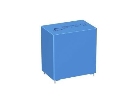 EPCOS 50μF Polypropylene Capacitor PP 500V dc ±10% Tolerance Through Hole B32778H Series (70)