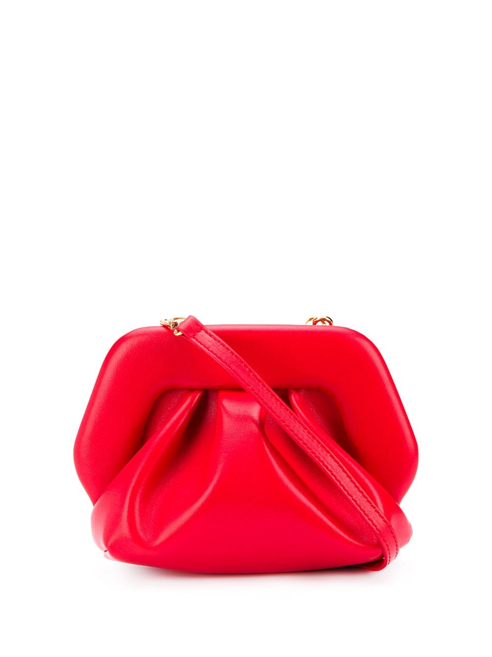 Gea Leather Clutch