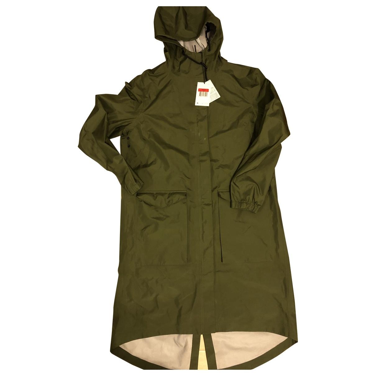 Nike \N Green jacket for Women L International