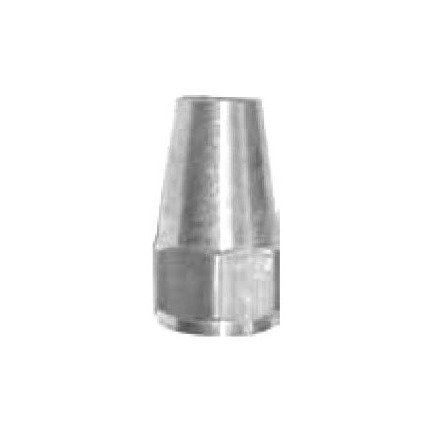 Power Products F41L-4 - Flared Long Nut 1/4