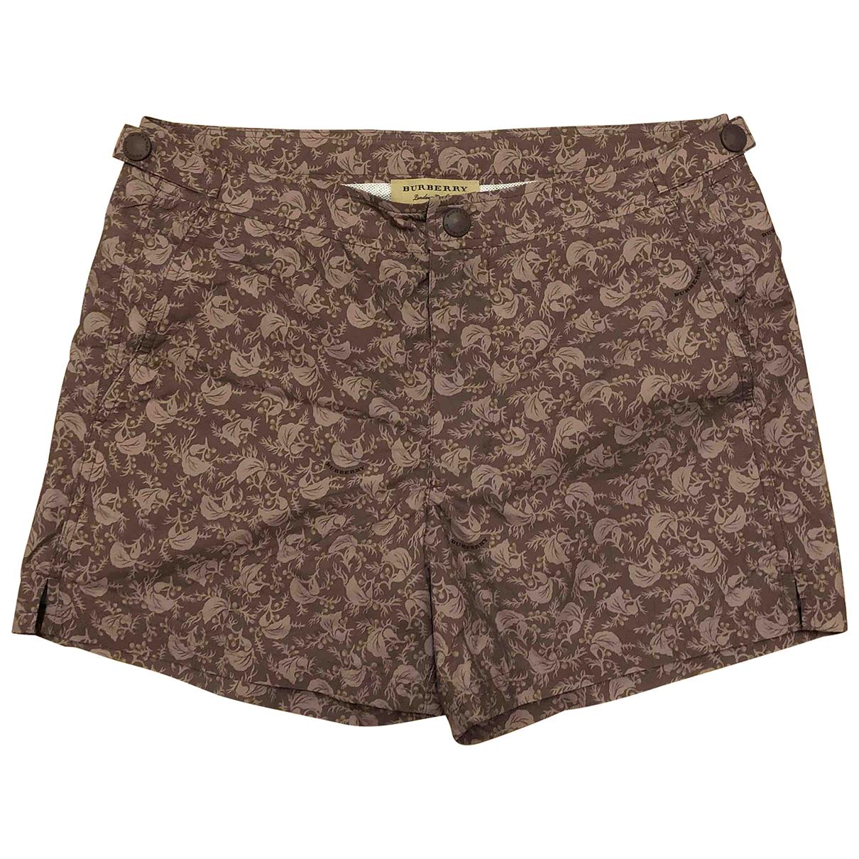 Burberry \N Purple Swimwear for Men XS International