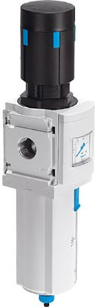 Festo MS6-LFR Filter Regulator 40μm G 3/8, 10 bar