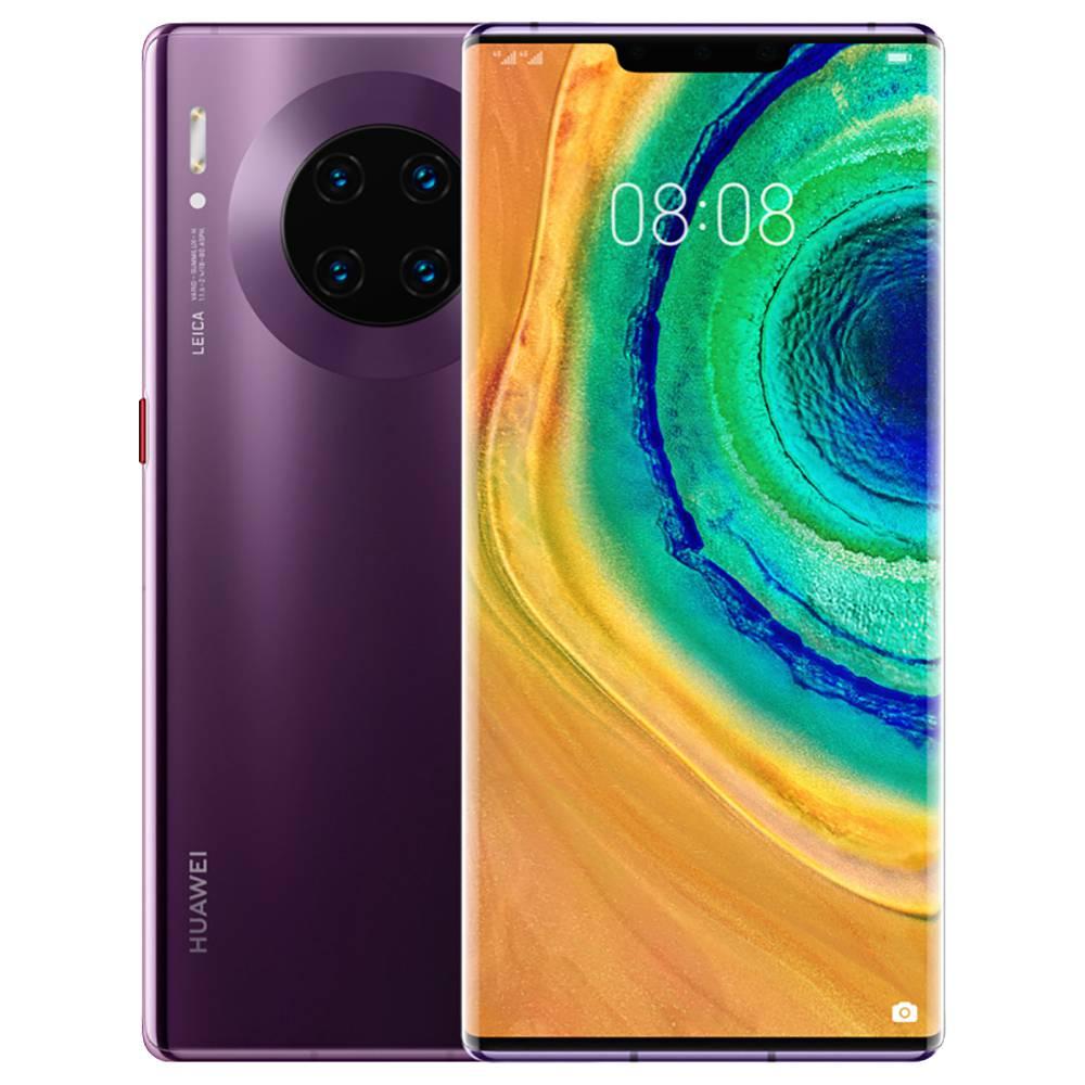 HUAWEI Mate 30 Pro 5G 6.53 Inch 8GB 256GB Smartphone Cosmic Purple