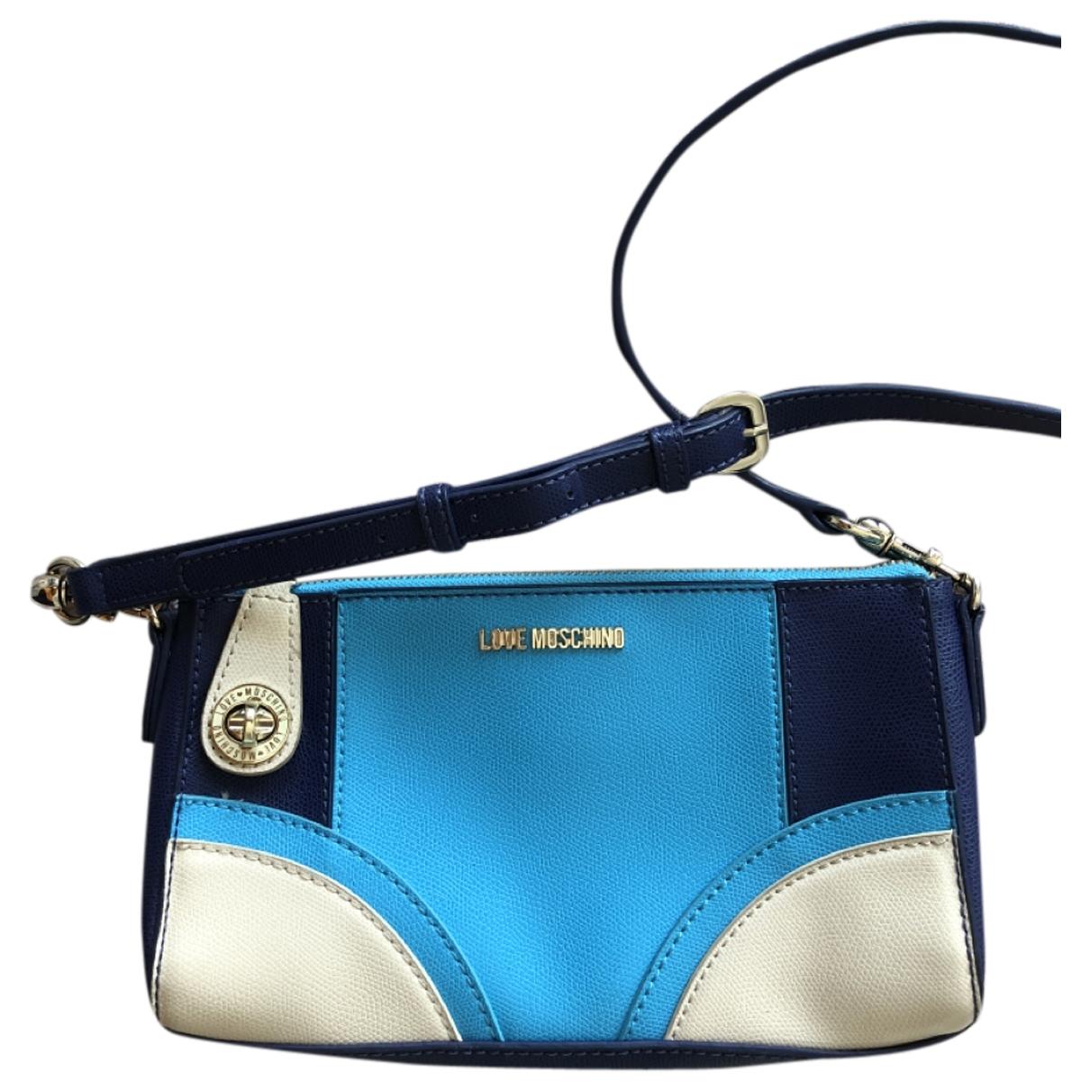 Moschino Love \N Blue handbag for Women \N