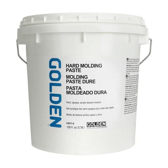 Golden® Hard Molding Paste in White | 128 oz | Michaels®