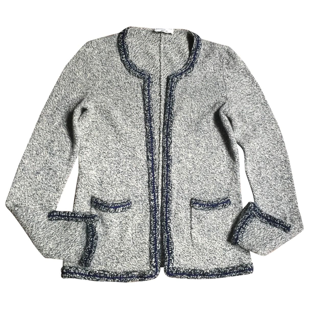 Non Signé / Unsigned \N Blue Wool Knitwear for Women 42 IT