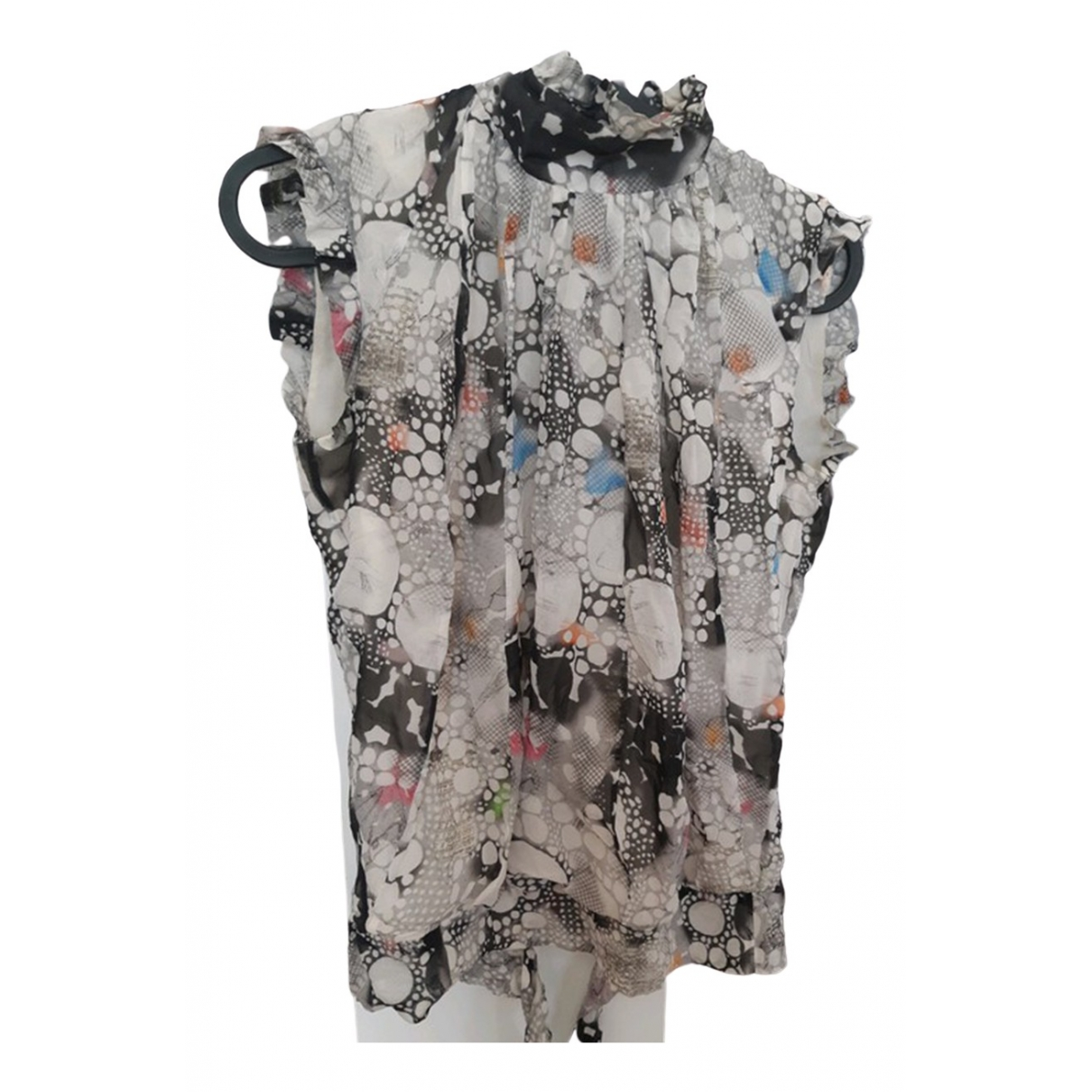 Erdem \N Multicolour Silk  top for Women 8 UK