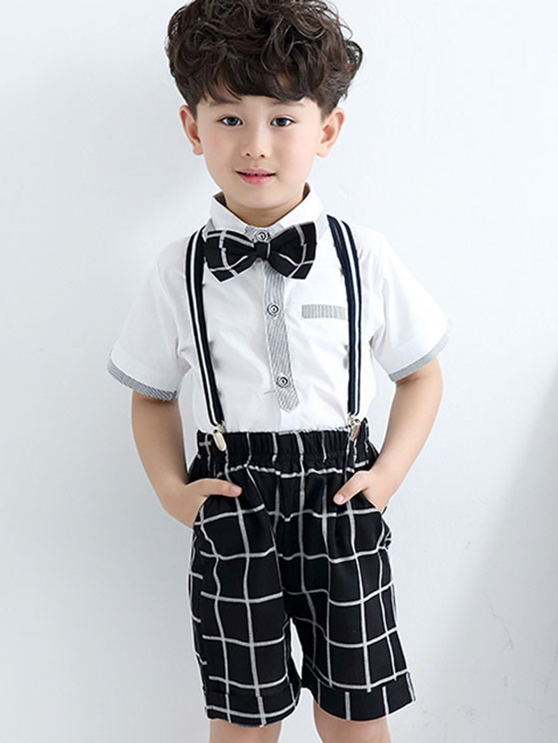 Ericdress Preppy Boys Outfit