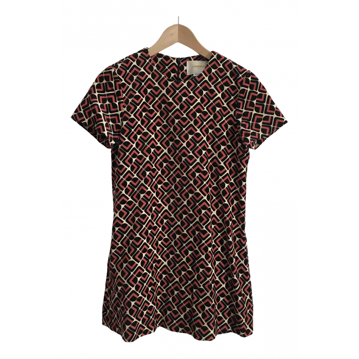 La Double J \N Multicolour Velvet dress for Women 40 IT