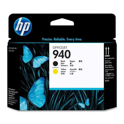 HP 940 C4900A Original Black and Yellow Printhead