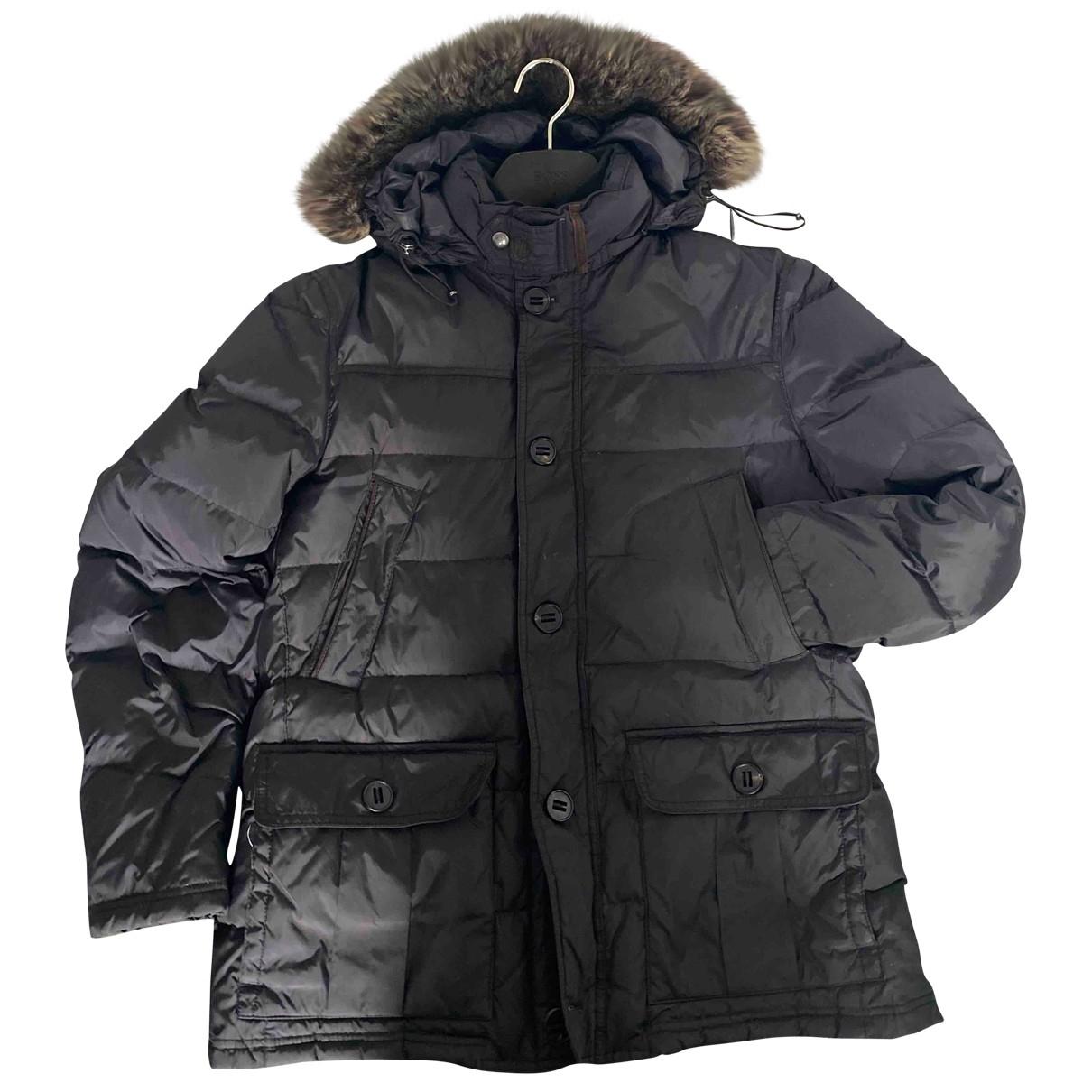 Massimo Dutti \N Black jacket  for Men L International