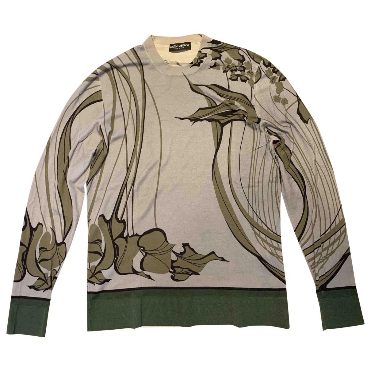 Dolce & Gabbana \N Multicolour Cashmere Knitwear & Sweatshirts for Men 54 IT